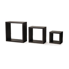 Square Wall Shelves Home Room Decor Cubes Display Floating Mount Hang Storage