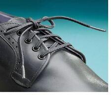 Elastic Dress Shoelace For Men,Formal, Business ,Office,School Shoes.BLACK/BROWN