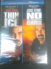 Jesse Stone Thin Ice / No Remorse (DVD 2 disc) TWO 2 NEW