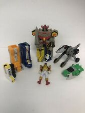 Mighty Morphin Power Rangers - Figure And Parts Lot, And More