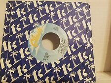 BOBBY CALDWELL WHAT YOU WONT DO FOR LOVE/LOVE WONT WAIT 45 RPM RECORD