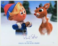 1964 Paul Soles Rudolph the Red Nosed Reindeer Signed 16x20 Photo (JSA)