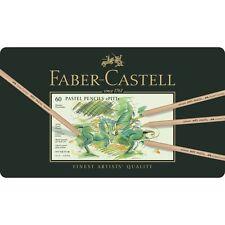 Faber-Castell Colour Pencil PITT Pastel Tin 60 Colours Professional