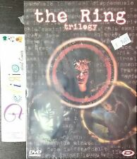 DVD - THE RING TRILOGY  Ed. DYNIT   SCONTO 10%