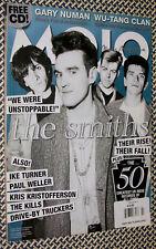 THE SMITHS, MOJO Magazine, Gary Numan, Paul Weller, The Kills, Wu-Tang Clan