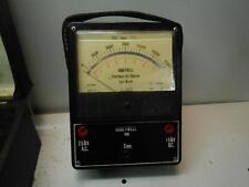 USED HONEYWELL AIR CLEANER METER W869A1009 VINTAGE ELECTRONIC METER