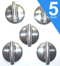 (5 PACK) WP 7733P410-60 AP6011505 PS11744702 74007733 Jenn Air Burner knobs