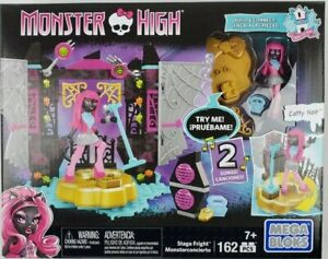 MEGA Bloks Monster High Stage Fright Class 162 pcs. Discontinued