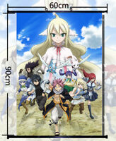 Anime Fairy Tail Lucy Heartfilia Wall Scroll Poster Home Decor Gift 60*90cm#918