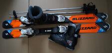 TOP Blizzard Kinder Carving Ski Set 110 cm Tecno Skischuhe Gr. 35-36 MP 225 P2