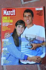 paris match 1986 jarre monroe kennedy 19 juin 1987