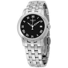 Tissot Ballade III Black Dial Stainless Steel Men's Watch T0314101105300