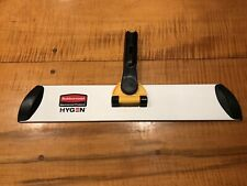Rubbermaid Q560 Commercial Hygen 17 Quick Connect Frame Wet Dry Dust Mop Head