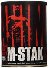 (141,86 €/1kg) 295g Universal Animal M-Stak testosterone TESTO BOOSTER PACK 21