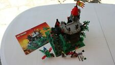 Lego Castle 6082 Fire Breathing Fortress - Dragon knights