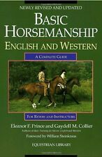 Basic Horsemanship (Revised) (Doubleday Equestrian Library) by Gaydell M. Collie