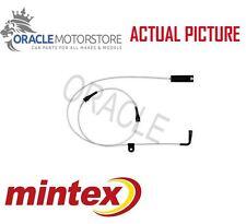 MINTEX REAR BRAKE PAD WEAR SENSOR WARNING INDICATOR GENUINE OE QUALITY MWI0540