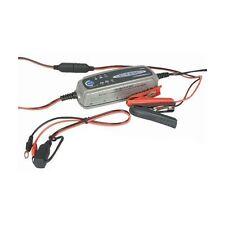 CTEK Multi xs 3800 Chargeur de Batterie + ladezangen double isolé NEUF
