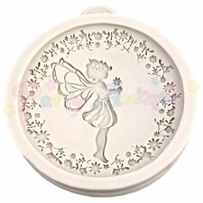 Katy sue designs silicone wish fairy moule cake/cupcake decorating tinkerbell