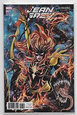 Jean Grey #7 Marvel Comics 2017 Checchetto Venomized Phoenix Variant Cover Venom