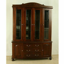 Solid Wood Display Cabinets