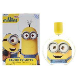Minions Eau de Toilette 100ml Spray For Kids - NEW. Children's EDT