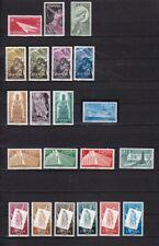 ESPAÑA - 1956 - Año Completo  - 1185/1205 Edifil -  MNH VALOR 88 €