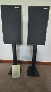 Roger's LS6A speakers. Refurbished and Upgraded