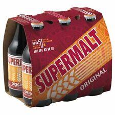 Supermalt bottles 330ml Original x 24 Bottles  4 packets x 6 bottles