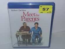 Meet the Parents (Blu-ray, Canadian, Region A) NEW - Many Extras