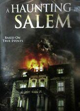A Haunting in Salem NEW! DVD, TRUE EVENT,HORROR, Bill Oberst JR,Courtney Abbiati