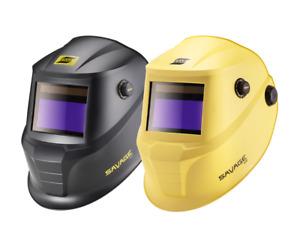 ESAB Savage A40 True Colour Auto Darkening Welding Helmet