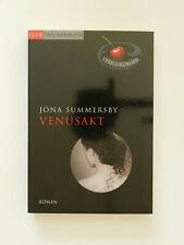 Jona Summersby Venusakt erotischer Roman Erotik Club Verlag Taschenbuch Buch