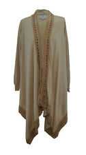 ** Anthropologie by Conditions Apply ** Fabulous Flesh cardigan ** Medium **