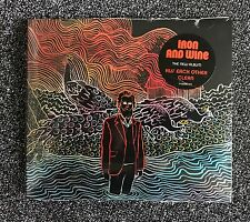 NEW/SEALED CD!  Iron & Wine's Kiss Each Other Clean 2011