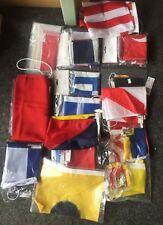 Signalflaggen-Set, verschiedene Flaggen, Flaggen-Set, Segeln, Motorboot,
