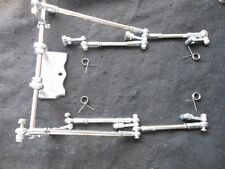 6x2 STRAIGHT BALL  LINKAGE  FOR  STROMBERG 97'S   HOT ROD  FLATHEAD  (OUR BEST)