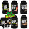 NUTRABIO CLASSIC WHEY PROTEIN 2Lbs - VARIOUS FLAVORS - 100% PURE  +  FREE SHAKER