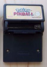 Pokemon Pinball Nintendo Game Boy Color