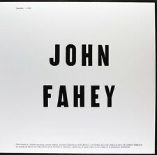 John Fahey - Blind Joe Death [New Vinyl]