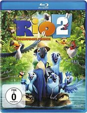 RIO 2, Dschungelfieber (Blu-ray Disc) NEU+OVP