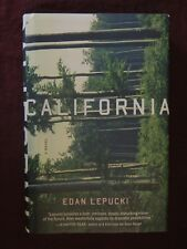 "California by Edan Lepucki ""SIGNED"" (2014, Hardcover)"