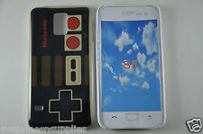 Nintendo NES Controller Retro Gamer Plastic Case for Samsung Galaxy S5 S 5 i9600