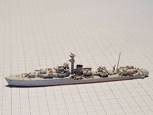 "ArgonautAR194 ""Barfleur"" Destroyer GB WWII 1944 1:1250"