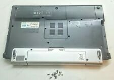 "Sony Vaio PCG-3D1M VGN-FW21E 16.4"" Bottom Base Chassis + Covers Battery & Screws"