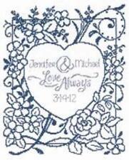 LOVE ALWAYS CROSS STITCH CHART BY URSULA MICHAEL - 2732