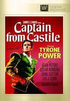 Captain From Castile (2017, DVD NEUF) (RÉGION 1)