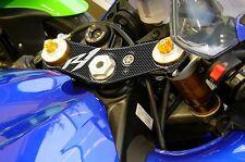 ADESIVO 3D compatibile per MOTO R 1 PROTEZIONE PIASTRA FORCELLA YAMAHA R1 04-06