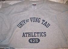 University of Vung Tau Athletics T Shirt Vietnam Size XXL