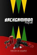 Magriel Backgammon (Edición en español) SIGNED Hard cover